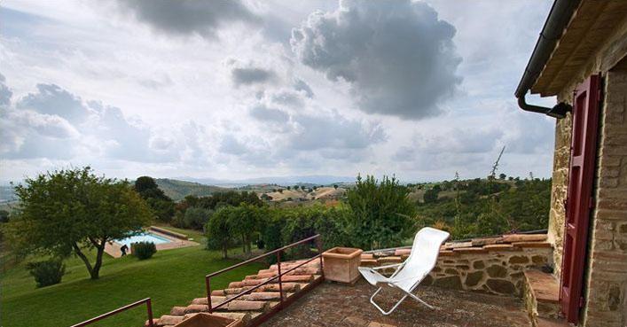 Maremma, Country Villa Argentario View Villa